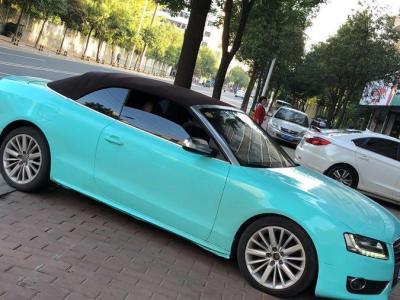 2011年6月 奥迪 奥迪A5  A5 2.0TFSI Sportback 豪华型图片