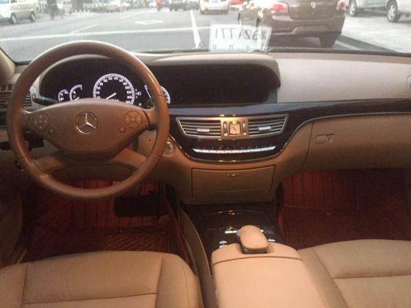 奔驰 S级  S300L 3.0 豪华型 Grand Edition图片