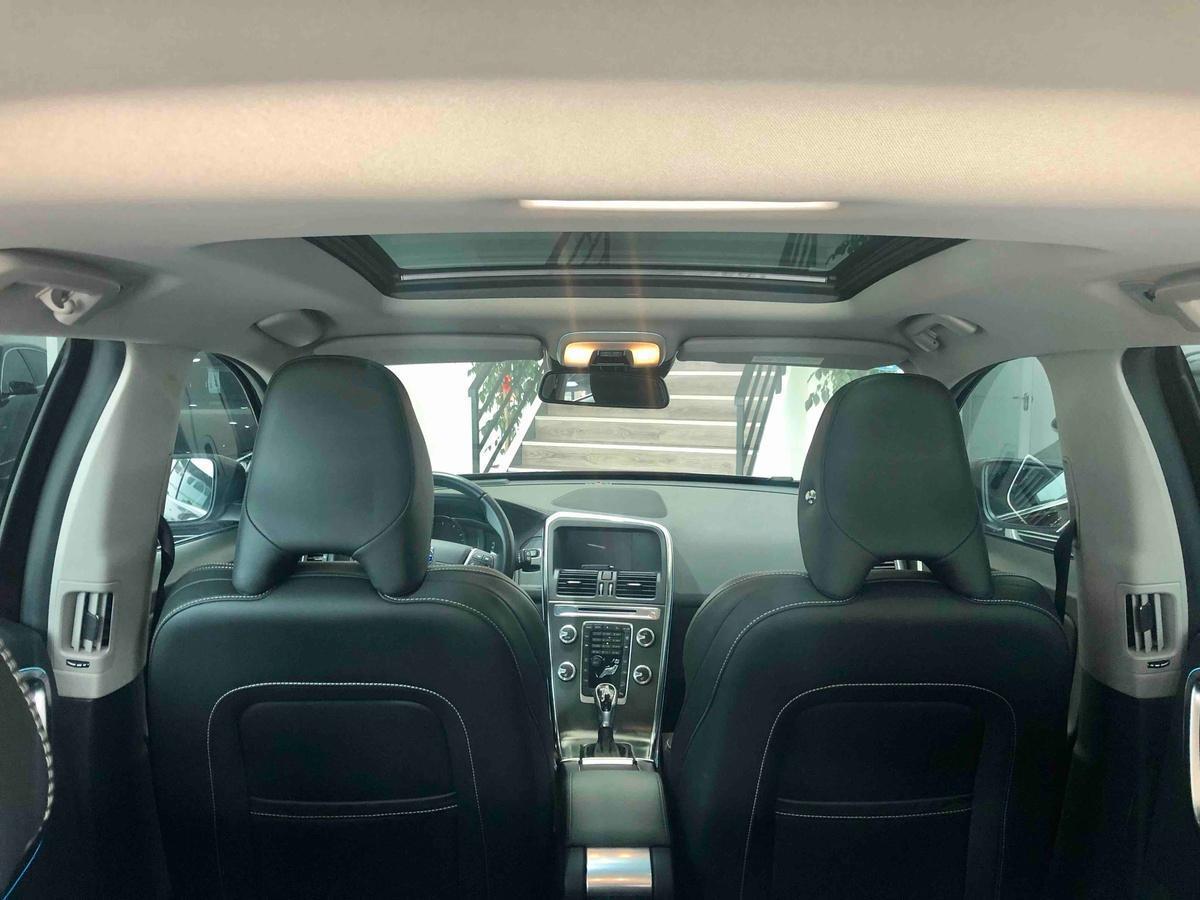 沃尔沃 XC60  2016款 T5 AWD 智驭版图片