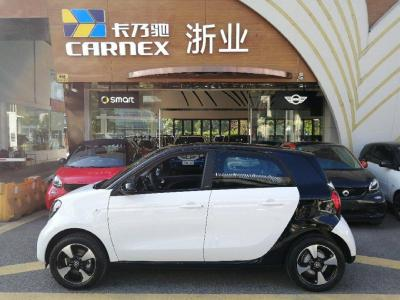 smart forfour  2018款 0.9T 66千瓦風尚型圖片