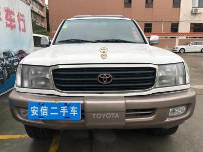 丰田 普拉多  2003款 4.5L图片