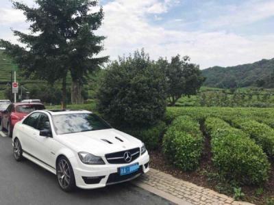 奔驰 C级 AMG  C63 AMG 6.2 Edition 507图片