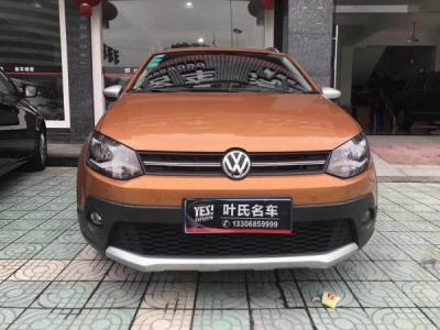 大众 POLO  CROSS 1.6L