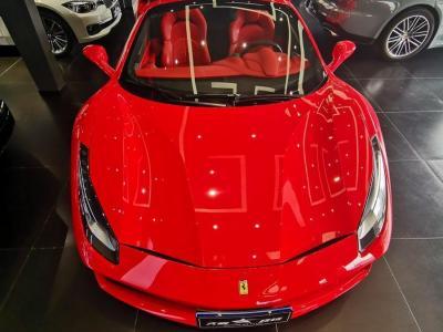 2016年6月 法拉利 488 488 GTB图片