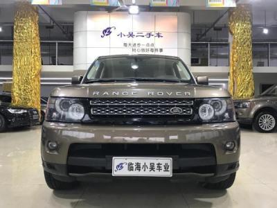 路虎 揽胜运动版  3.0T TDV6 柴油版图片