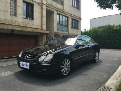 奔驰 CLK级  CLK200K Coupe 1.8T图片