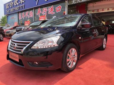 日产 轩逸  2012款 1.6XL CVT豪华版