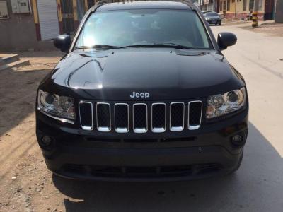 Jeep 指南者  2013款 2.4L 四驱都市版