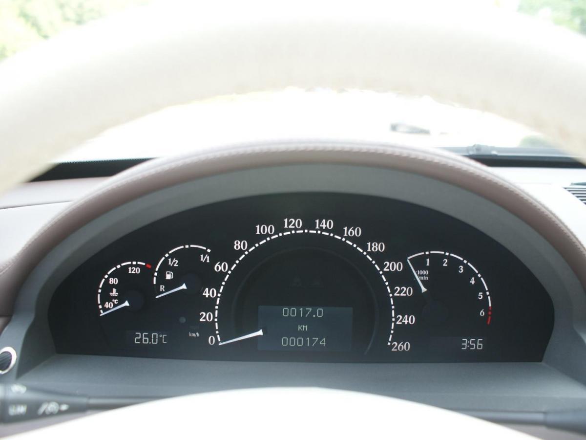 迈巴赫 迈巴赫  2007款 6.0T 62 S图片