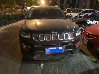 2018年9月 Jeep 指南者  200T ?#36828;?#23478;享版图片