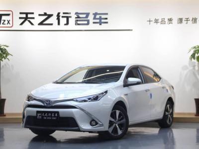 2018年6月 丰田 雷凌 改款双擎 1.8H GS-L CVT领先版 国V图片