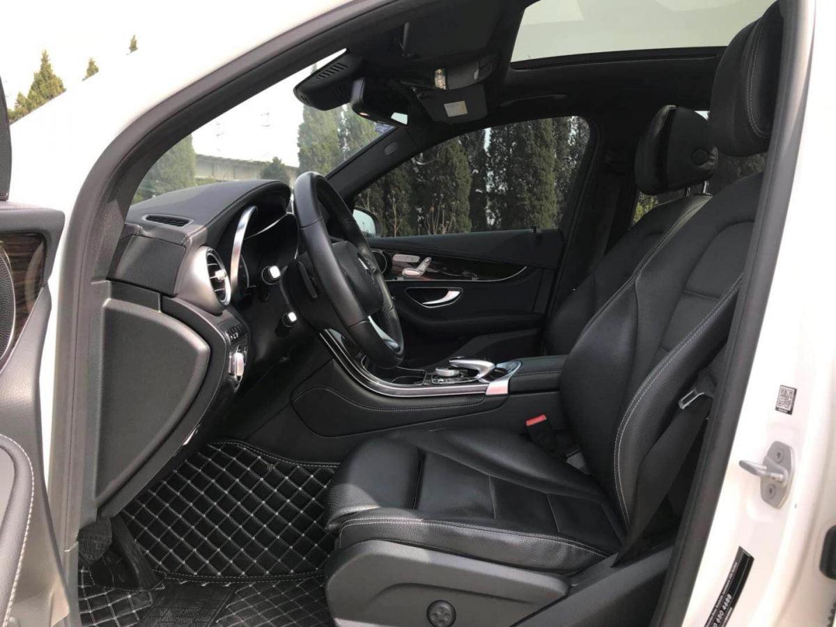 奔驰 奔驰GLC  2016款 GLC 260 4MATIC 豪华型图片