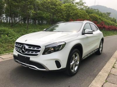 奔驰 奔驰GLA  2018款 GLA 200 动感型?#35745;?/>                         <div class=
