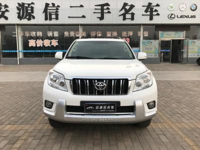 丰田 普拉多  2010款 4.0L 自动TX-L图片