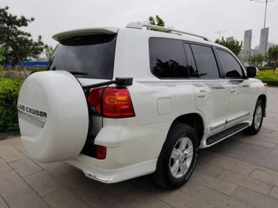 丰田 兰德酷路泽  2016款 4.0L 中东版