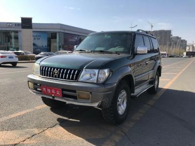 豐田 普拉多  2001款 4.0L 自動