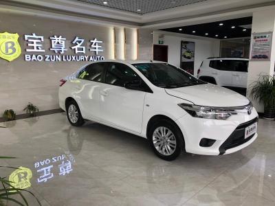 2016年8月 丰田 威驰 1.5L 手动智臻星耀版图片