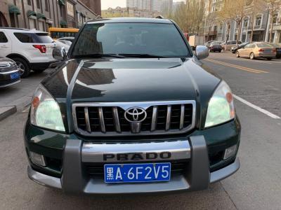 2008年8月 丰田 普拉多  GX 2.7自动车型图片