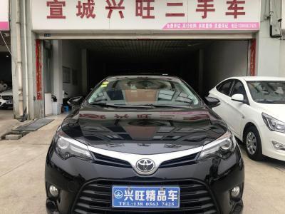2014年12月 丰田 雷凌  1.6G CVT精英版图片