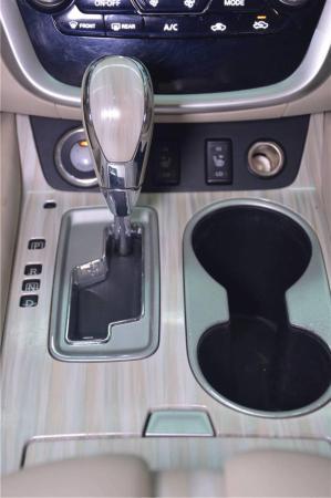 日产 楼兰  2.5L XL CVT智尚版图片