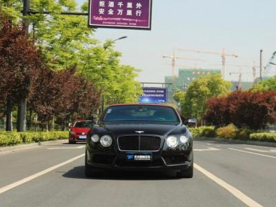 2013年7月 宾利 欧陆  4.0T GTC V8图片