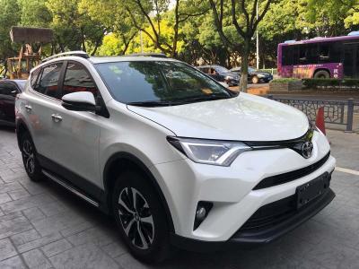 2018年11月 丰田 RAV4荣放 2.0L 两驱 准新车图片