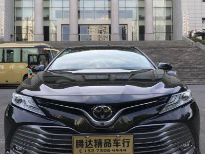 豐田 凱美瑞  2018款 2.5Q 旗艦版圖片