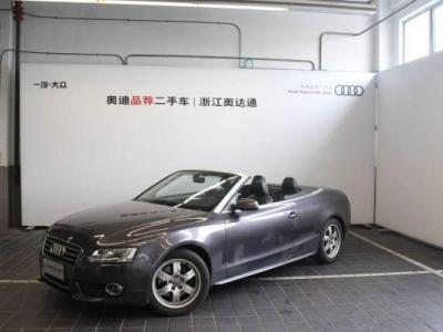 奥迪 奥迪A5  A5 Cabriolet 2.0T图片