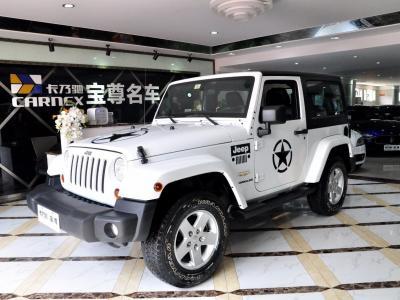 2012年9月 Jeep 牧馬人(進口) 3.6L Sahara 兩門版圖片
