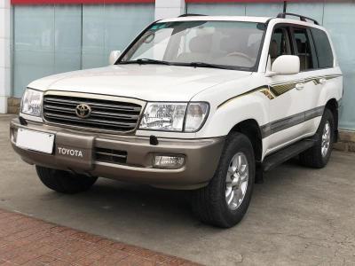 2004年11月 丰田 兰德酷路泽(进口) 4.7L 自动图片