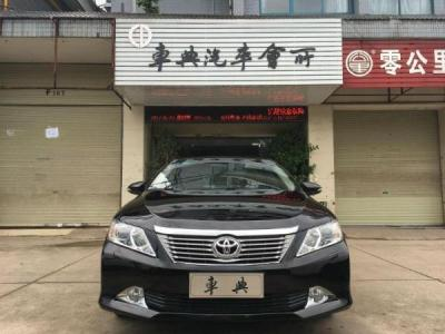 丰田 凯美瑞  2.5G Navi 豪华导航版图片