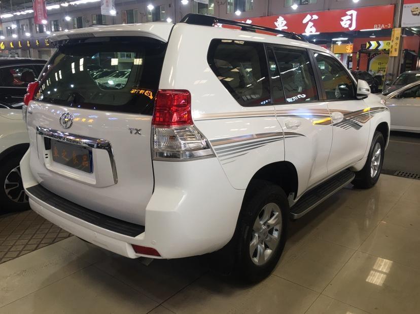 丰田 普拉多  2010款 4000 TX图片