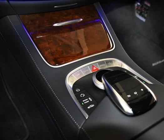 奔驰 S级 AMG  S63L AMG 4MATIC 5.5T图片