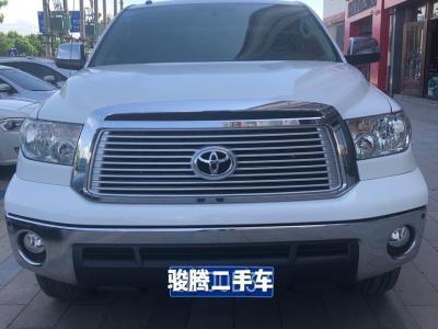 2013年12月 丰田 坦途(进口) 5.7 标准型图片