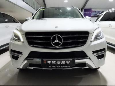 2014年10月 奔馳 ML級  ML400 3.0T 4MATIC 豪華型圖片