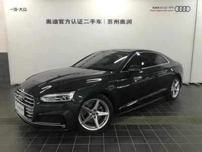 2018年12月 奥迪 奥迪A5(进口) Coupe 40 TFSI 时尚型图片