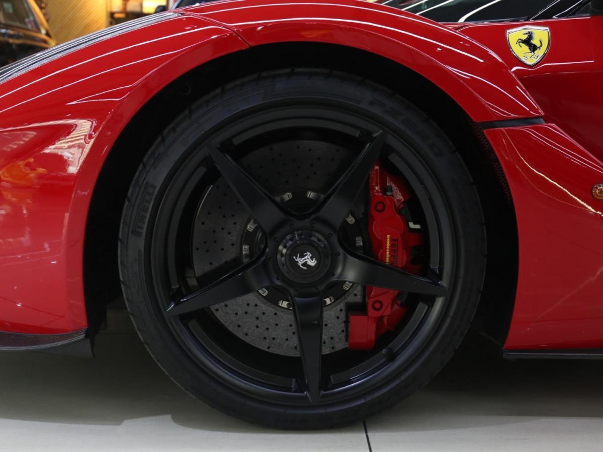 法拉利 LaFerrari  2014款 6.3L 标准版图片