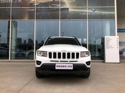 Jeep 指南者  2014款 2.0L 兩驅運動版圖片