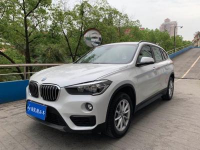 2019年6月 宝马 宝马X1  sDrive18Li 时尚型图片