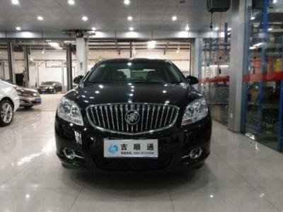 2013年7月别克英朗GT 1.6 时尚版-2011年2月 二手福田 价格4.5万元图片