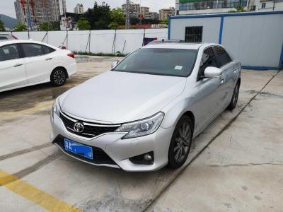 豐田 銳志  2013款 2.5V 尚銳導航版