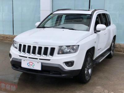 2015年8月 Jeep 指南者(进口) 改款 2.4L 四驱舒适版图片