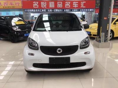 Smart Fortwo  Coupe 1.0 灵动版图片