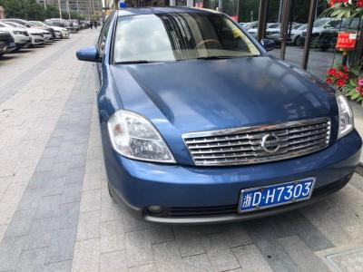 日产 天籁  2005款 350JM-VIP