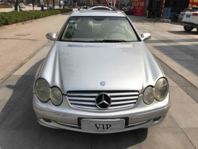 奔驰 CLK级 CLK240 Coupe 2.6图片