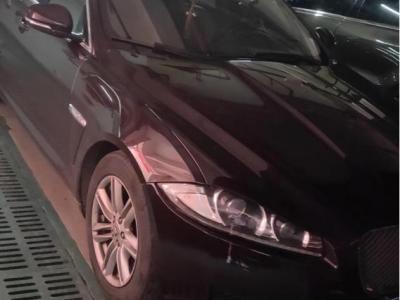 捷豹 XF  2013款 XF 2.0T 风华版