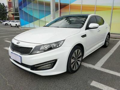 起亞 K5  2012款 2.0L 自動DLX-2