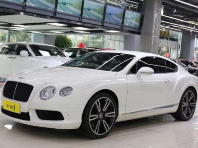 宾利 欧陆 GT V8  4.0T 尊贵版