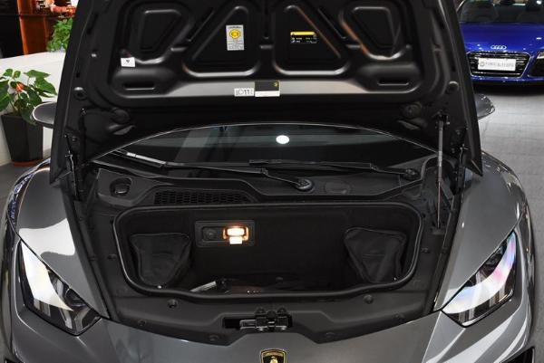 兰博基尼 Huracan  5.2L 硬顶 两驱图片