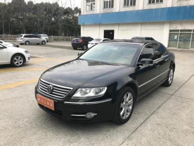 2010年9月 大众 辉腾(进口) 3.6L V6 5座加长豪华版图片